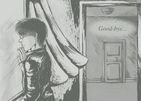 The Power of Goodbye by mayflo