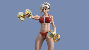 Mercy Workout by Imial