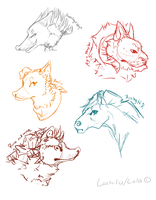 Headshot requests second batch by Lachilo