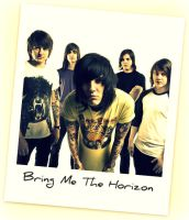 Bring Me The Horizon.. by amb15