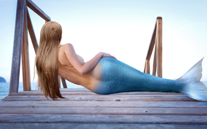 Classical Mermaid by blutooth58