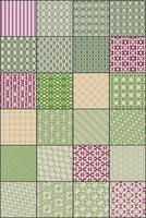 25 Geometric Patterns by mademanmadman