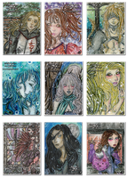 ACEO :: Christmas Gifts by StefaniaRusso