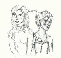 Fantine Character Study by TheRandomPhangirl
