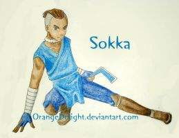 Sokka by OrangeDelight