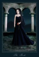 And the bride wears black by alienor