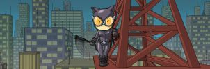 Catwoman by imperdible