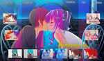 PSD -  Kiss me now by RanmaGirlSaotome