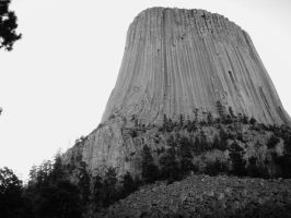 Devils Tower 31 by EdenUnderFallout