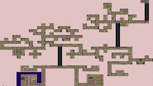 Game 3 - Level Map 2D version by RoSohryu