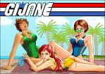 G.I. Janes... What coulda been by dinguheado