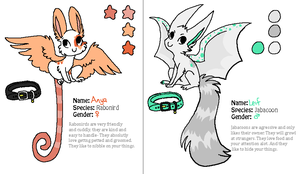 CHEAP - Creature Adopts - (0/2 AVAILABLE) by adopteys