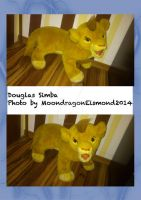 My new Douglas Simba - TLK by MoondragonEismond