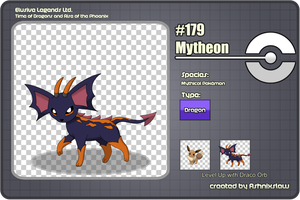 179 - Mytheon by AshnixsLaw
