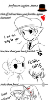 Professor Layton and the MEME by Jiayi