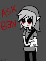 ASK Ben Drowned! by FernandaEvanson