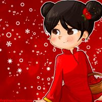 Pucca practise by FlopyLopez