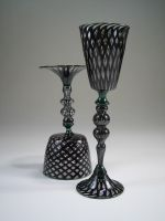 reticello goblets by LaughingTree
