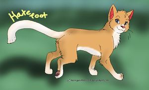 HareFoot by Chew-Chan