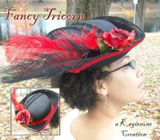 The Fancy Tricorn by Kagitsune