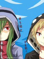 Kagerou Project by WhiteShiro1996