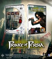 Prince Of Persia Trilogy by archnophobia