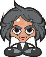 Beethoven Avatar PIU by nakoruru666