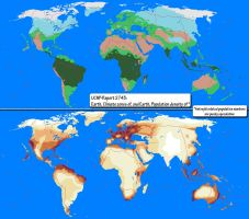 Climate and Population 2743 by DanielaLaverne