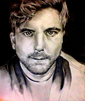 Anthony Green Unfinished by ILuffJooKiDei