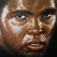 The Greatest Muhammad Ali by JonMckenzie