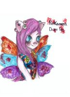 I am a beautiful alicorn by NENEBUBBLEELOVER