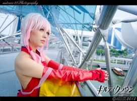 Guilty Crown - Waiting by nutcase23