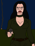 Evil Women Crying: Baroness 2 by Starmansurfer