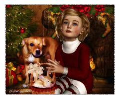 Christmas gift for you by Ecathe