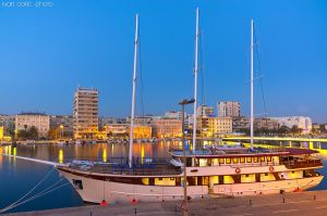 one evening in port by ivancoric