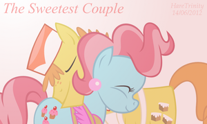 The Sweetest Couple by HareTrinity