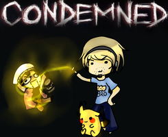 PIKACHU POWERS [Pewdiepie's Condemned] by YourSexyButler
