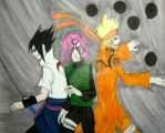 Cell 7 Reunion by InkArtWriter