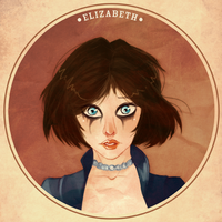 Bioshock Infinite Tribute - Elizabeth by LaNouille