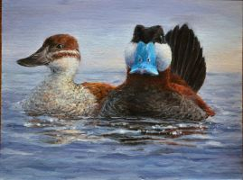 2011 Junior Duck Stamp Final by dust8i8moth