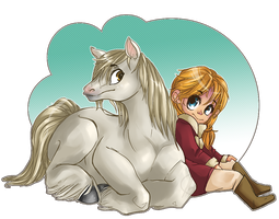 Great Friends by CrypticInk