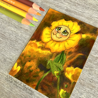 His Hopes and Dreams: Artist Trading Card by SkywardSylphina
