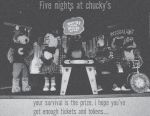 Five Nights At Chucky's by cursedironfist7