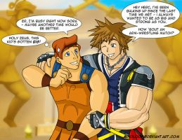 KH2: Olympus Muscle by mindloop