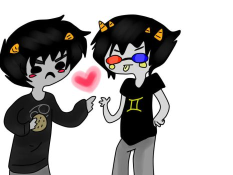 Solkat for more shippers by Amber-Shy