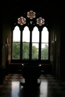 Warwick Castle Interior 1 by FoxStox