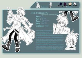 Tim Scarecrows by Mirving