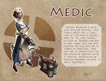 TF2 - Medic by isso09