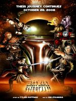 STARWARS Bounty Hunter Poster1 by Iantoy