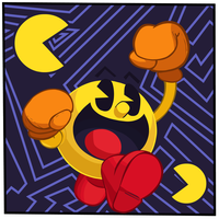 Hypac-man by Coonstito